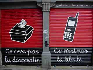 démocratie, liberté ?